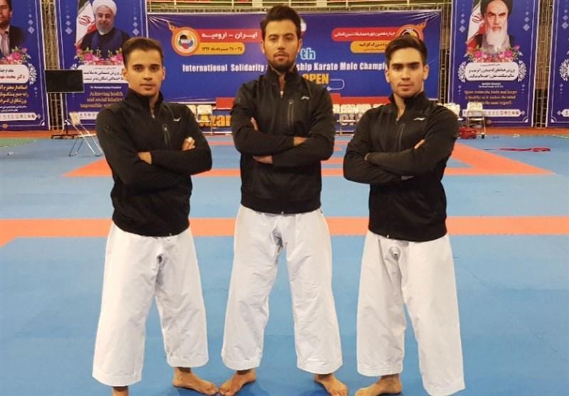 مسافران کاتای تیمی و انفرادی مسابقات جهانی کاراته در اسپانیا تعیین شدند