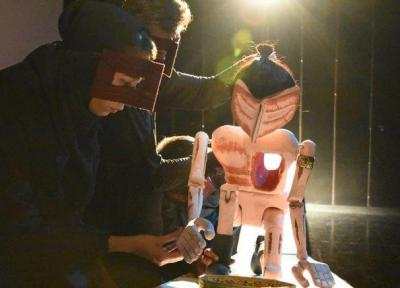 مکبث متفاوت بندرعباسی ها در جشنواره تئاتر عروسکی