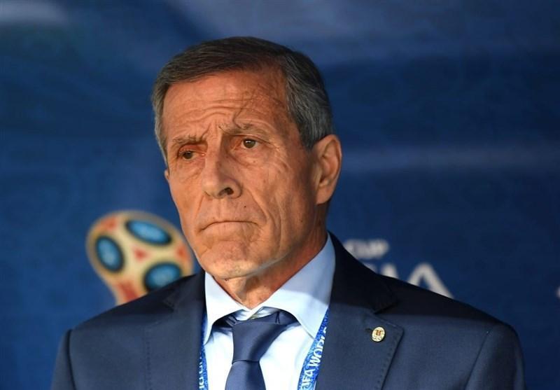 فوتبال دنیا، اسکار تابارس 4 سال دیگر سرمربی تیم ملی اروگوئه می ماند