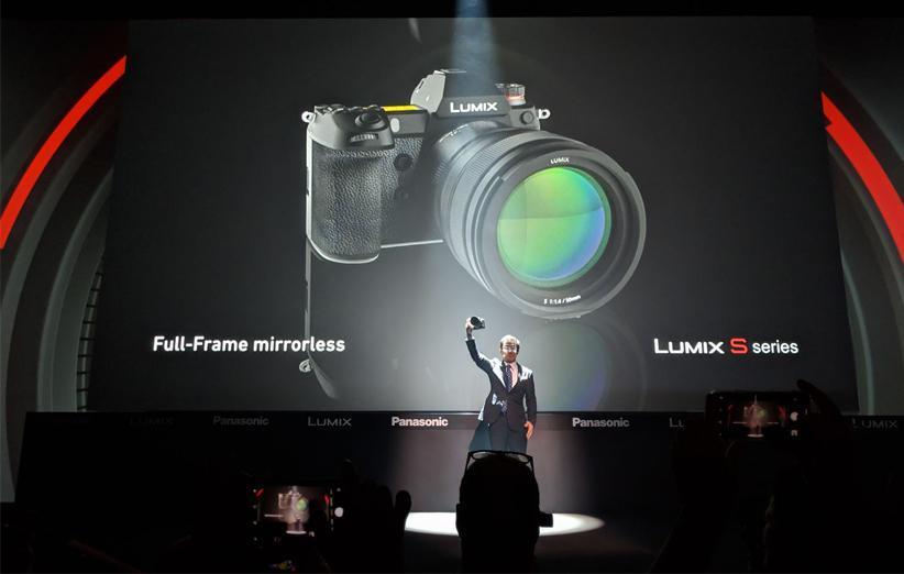 پاناسونیک دوربین های فول فریم سری S را معرفی کرد