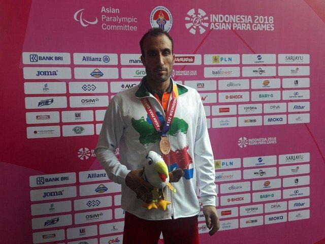 اوجاقلو: انتظارم داشتم به مدالی بهتر از برنز دست پیدا کنم ، جو مسابقه مرا گرفت