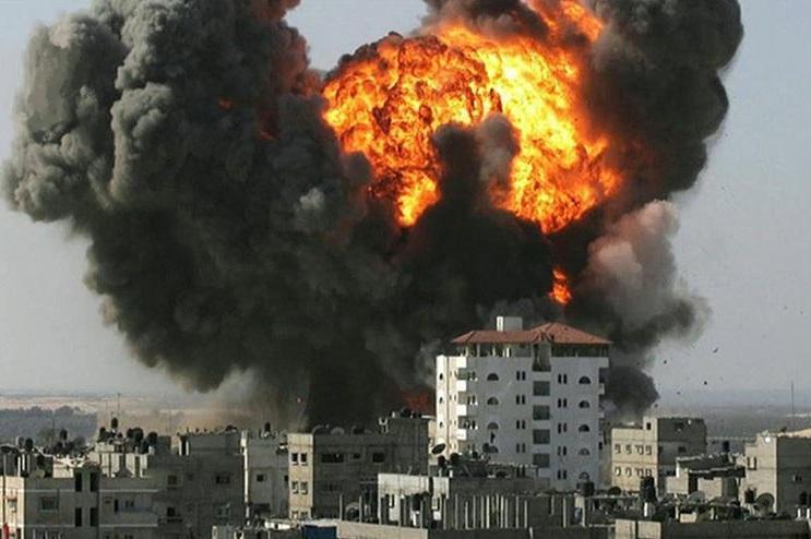 حملات جنگنده های متجاوز سعودی به استان های الحدیده و صعده