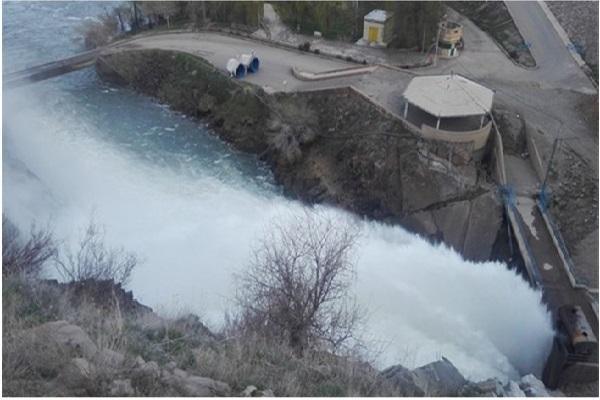مدیرعامل شرکت آب منطقه ای آذربایجان غربی اطلاع داد؛ شروع رهاسازی آب از سد های شهرچای, مهاباد و زولا به سمت دریاچه ارومیه