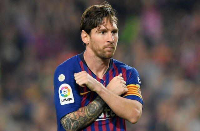 مسی می تواند شکست بارسلونا برابر سویا را جبران کند؟