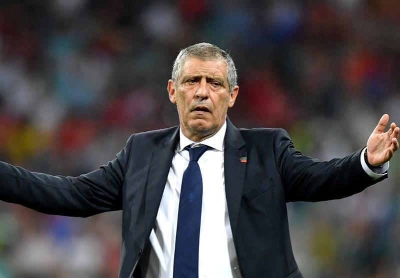 سانتوس: رونالدو در گلزنی سیری ناپذیر است، قدم خیلی مهمی برای صعود به یورو 2020 برداشتیم