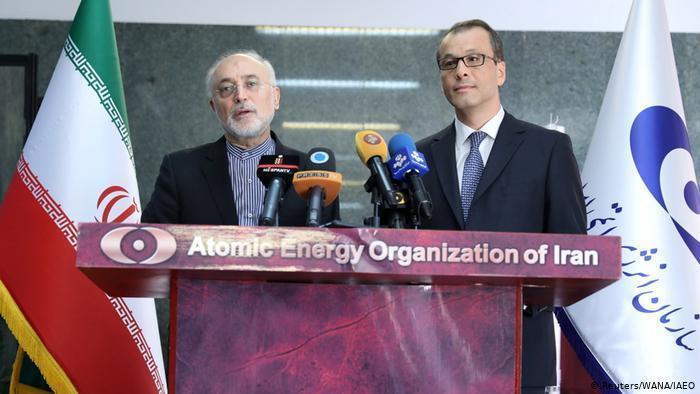 تاکید مدیر کل آژانس بین المللی انرژی اتمی بر راستی آزمایی تعهدات برجامی ایران