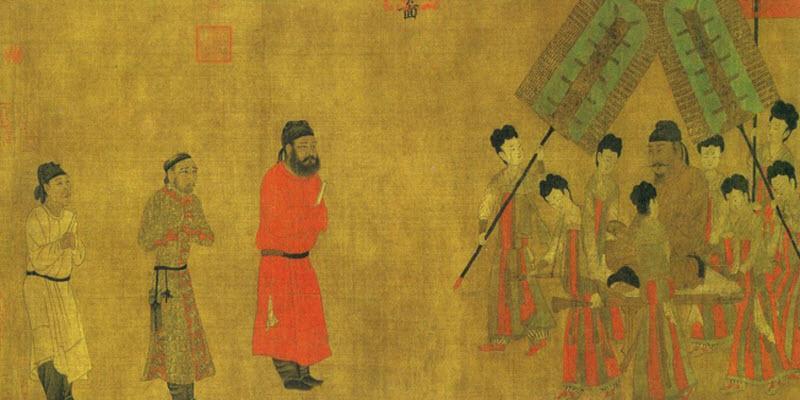 تأثیر فرهنگ و هنر ایران در چین