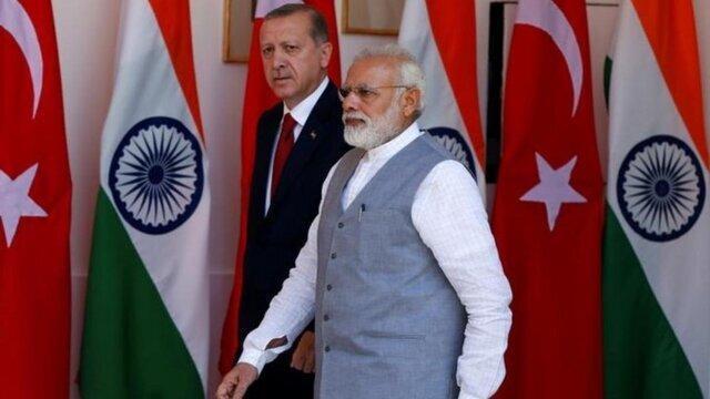 نخست وزیر هند سفر خود به آنکارا را لغو کرد