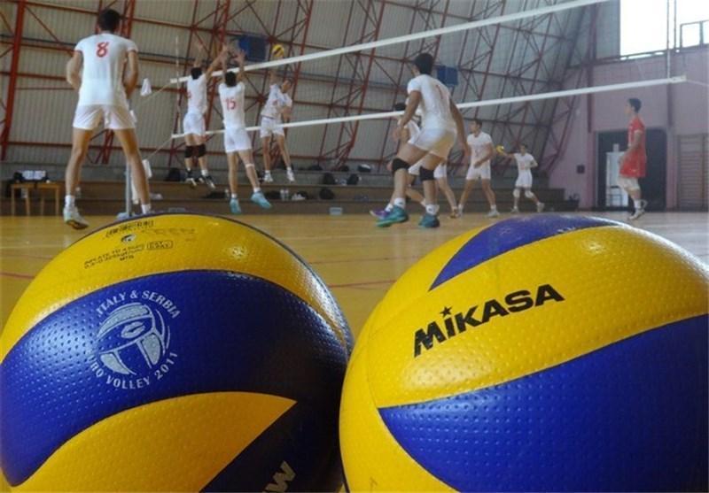 ایران، ژاپن، چین و چین تایپه اول تا چهارم شدند