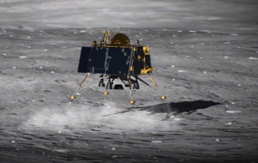 کوشش دوباره هند برای فرود بر سطح ماه در ماموریت چاندرایان 3