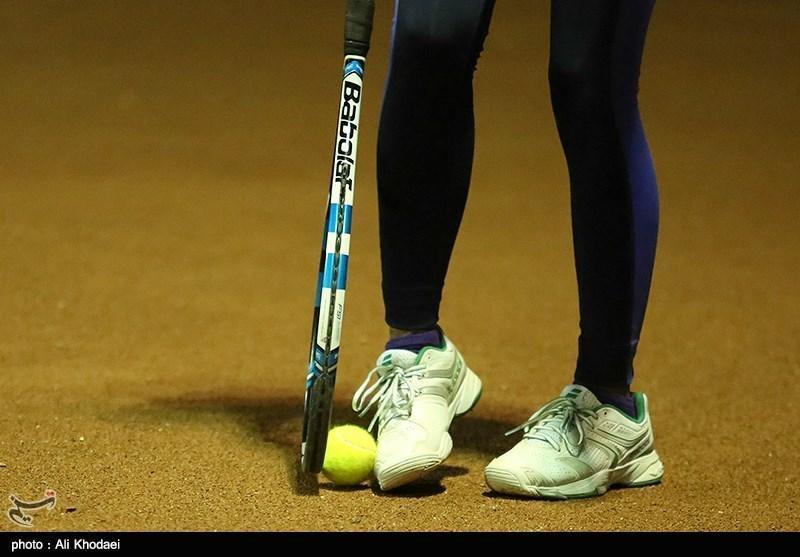 تیم های ملی نوجوانان تنیس ایران راهی اردن شدند