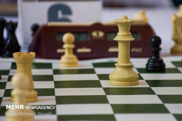 تیم شطرنج ایران مقابل هنگ کنگ پیروز شد