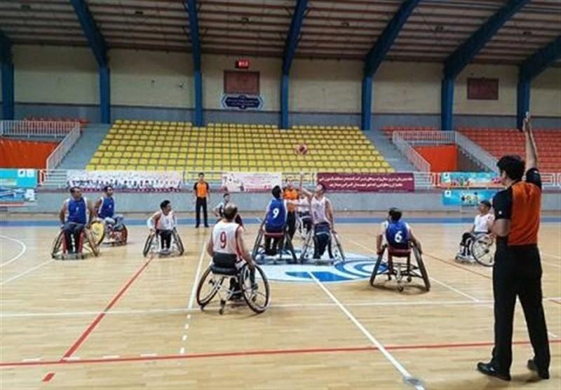 قهرمانی نماینده ایران در بسکتبال با ویلچر جام پادشاهی تایلند