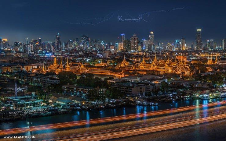 10 جای دیدنی و شگفت انگیز برای سفر به تایلند