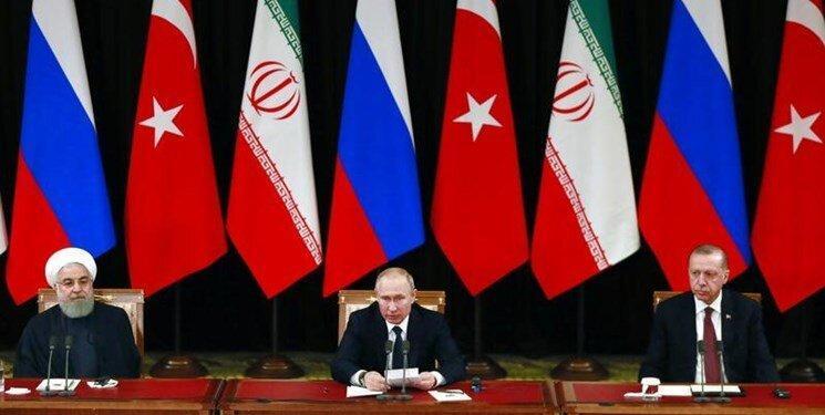 بیانیه نشست آستانه؛ ایران، روسیه و ترکیه خواهان بازگشت صلح به ادلب شدند