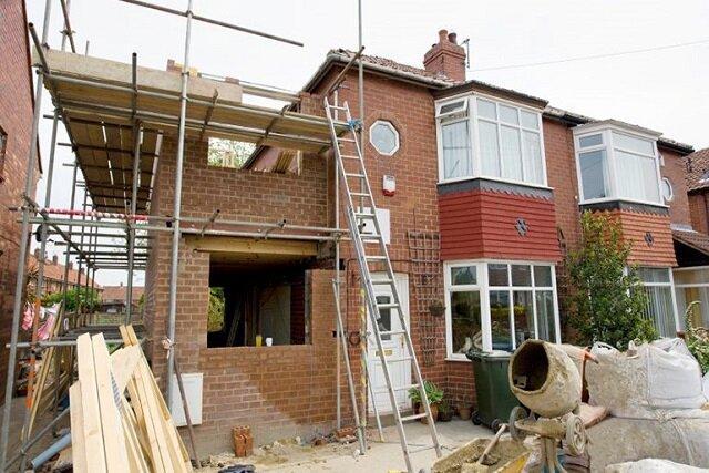 بازسازی مالی خانه به یاری ساختمانچی