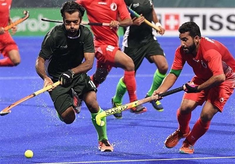 دومین پیروزی متوالی 10 بر صفر تیم هاکی پاکستان در بازیهای آسیایی