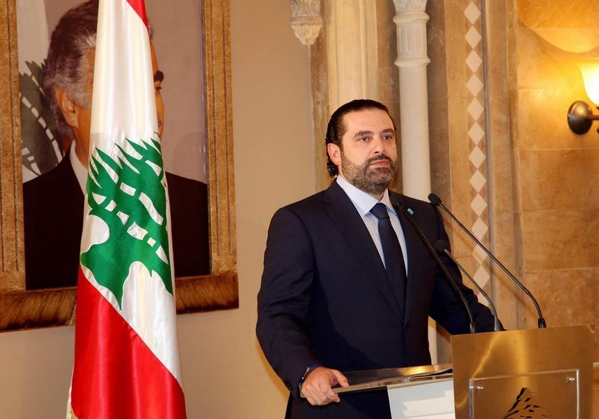 انتقاد وزیر امور آوارگان دولت موقت لبنان از اقدامات حریری