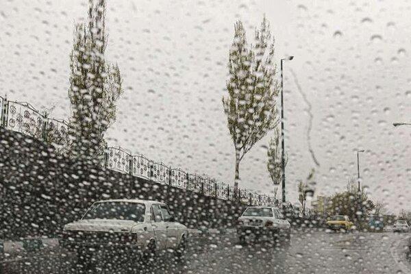 رشد 42 درصدی میزان بارندگی ها در زنجان