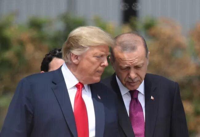 ترامپ با طرح سنا علیه ترکیه مخالفت کرد، آنکارا را آغوش مسکو می اندازیم