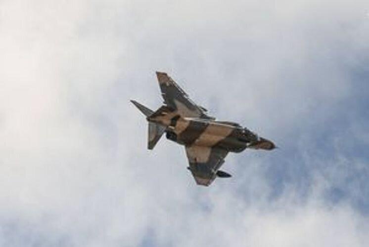 قطعه هایی از هواپیمای سقوط نموده در سبلان، مشاهده شد