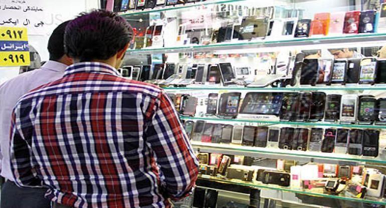 افزایش 10 درصدی تقاضای بازار موبایل