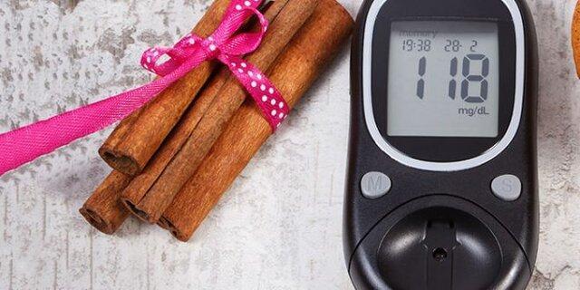 تاثیر دارچین بر چربی خون بیماران دیابتی