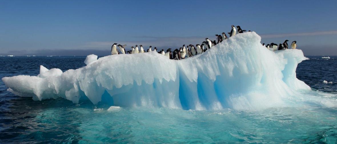 زیباترین یخچال های طبیعی دنیا