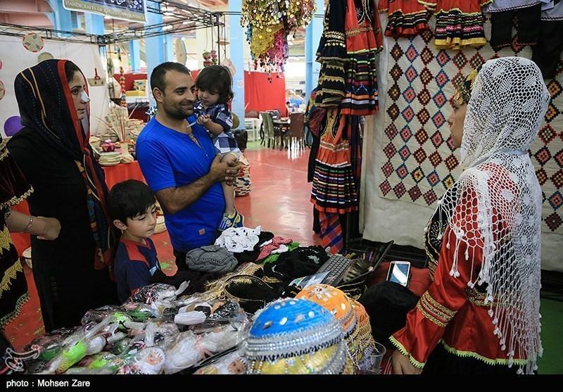 هفتمین نمایشگاه ملی صنایع دستی در سیستان و بلوچستان افتتاح شد