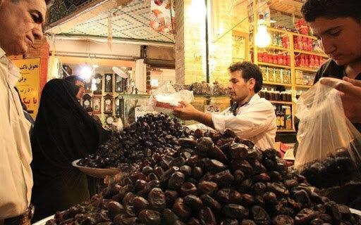 آرامش بهاری در بازار رمضان استان سمنان