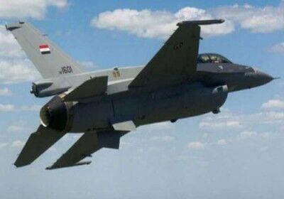 خبرنگاران هلاکت 13 تروریست داعش در حمله هوایی ارتش عراق