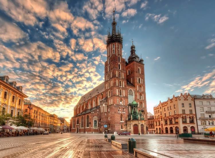 آشنایی با جاذبه های کراکوف در لهستان ملقب به فلورانس لهستان