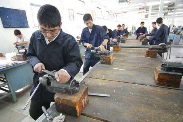 خبرنگاران ظرفیت آموزشی مراکز فنی و حرفه ای قزوین افزایش یافت