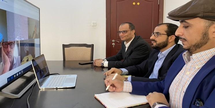 آنالیز اوضاع فاجعه بار یمن در ملاقات نماینده یمنی با سفیر اتحادیه اروپا