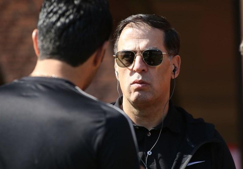 آذری: نکونام سرمربی آینده تیم ملی است، هیچ کس از روی عمد دنبال تعطیلی لیگ نیست