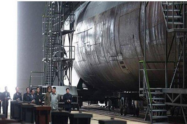 سئول: زیردریایی اتمی جدید کره شمالی به زودی عملیاتی می گردد