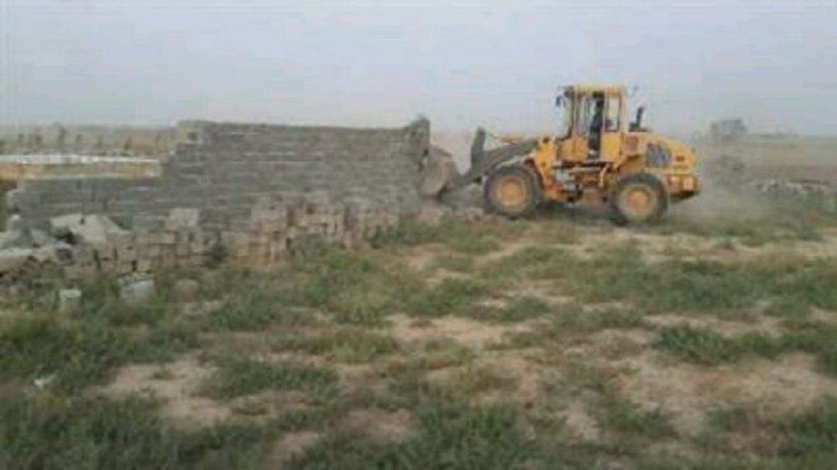 عاقبت ساخت و ساز های غیرمجاز چه شد؟