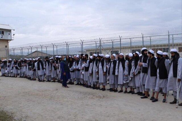 دولت افغانستان در مجموع 3000 زندانی طالبان را آزاد کرده است