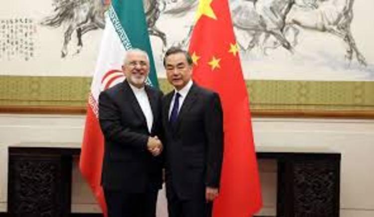 مذاکره ویدئویی وزرای خارجه ایران و چین