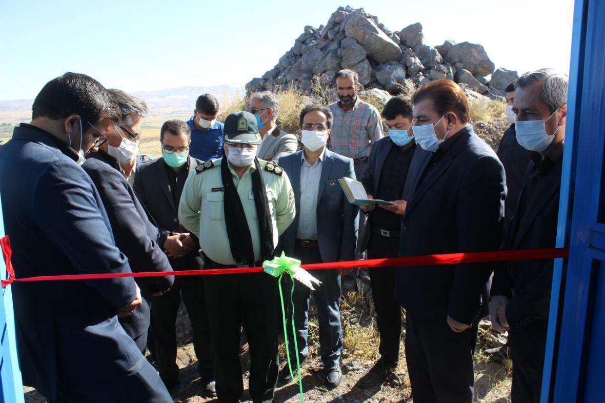 خبرنگاران 67 میلیارد تومان طرح عمرانی و خدماتی در بستان آباد افتتاح شد