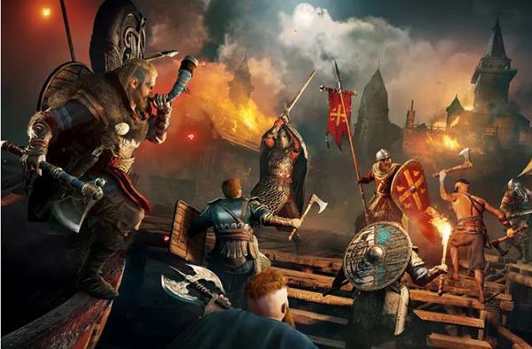 گیم پلی 30 دقیقه ای از Assassins Creed Valhalla لو رفت
