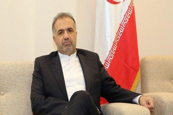 سفیر ایران در مسکو: باشگاهی از کشورهای تحت تحریم آمریکا تشکیل شود