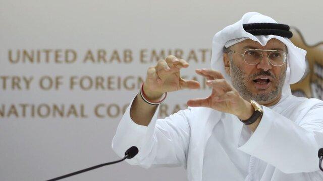 هشدار امارات نسبت به خطر بزرگی که عرب ها را در منطقه تهدید می نماید