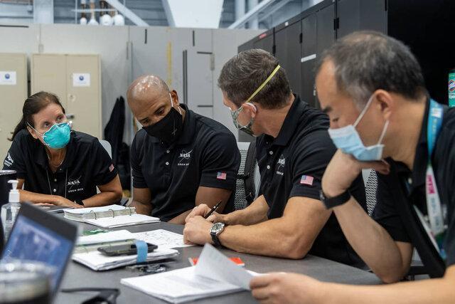 دعوت ناسا و اسپیس ایکس از رسانه ها برای مشاهده دومین پرتاب کرو دراگون
