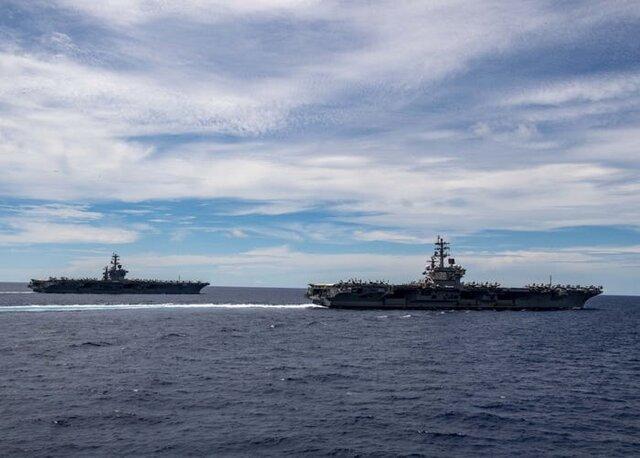 روزنامه چینی: پکن آغازگر جنگ با آمریکا در دریای چین جنوبی نخواهد بود