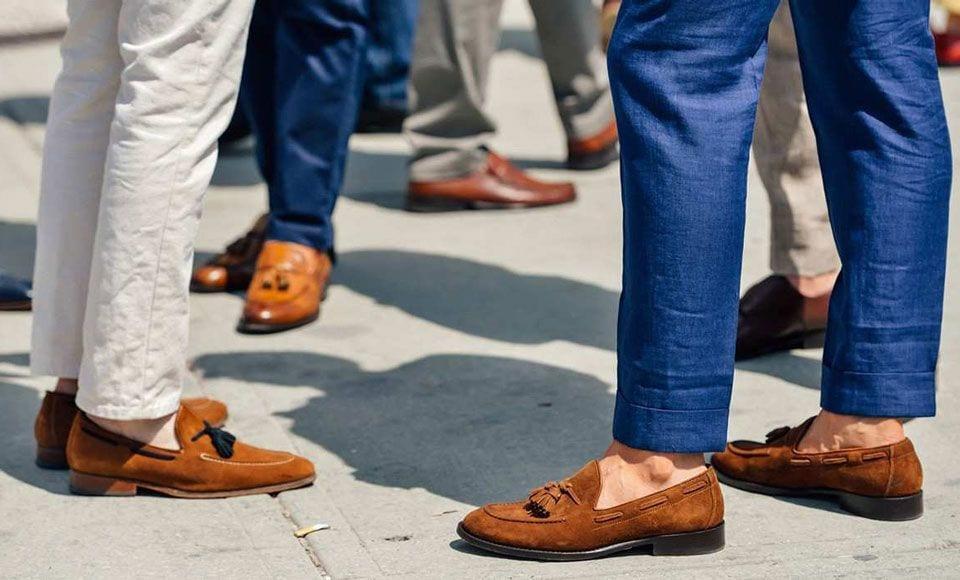 نکات کلیدی ست کردن جوراب با کفش