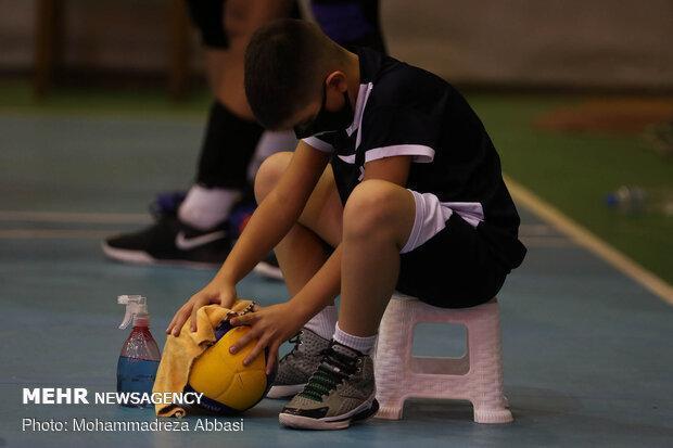 پنج کرونایی در تیم والیبال شهرداری ورامین