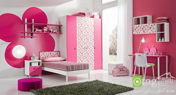 نکات و ترفندهای کاربردی در تزئین دکوراسیون اتاق خواب دخترانه