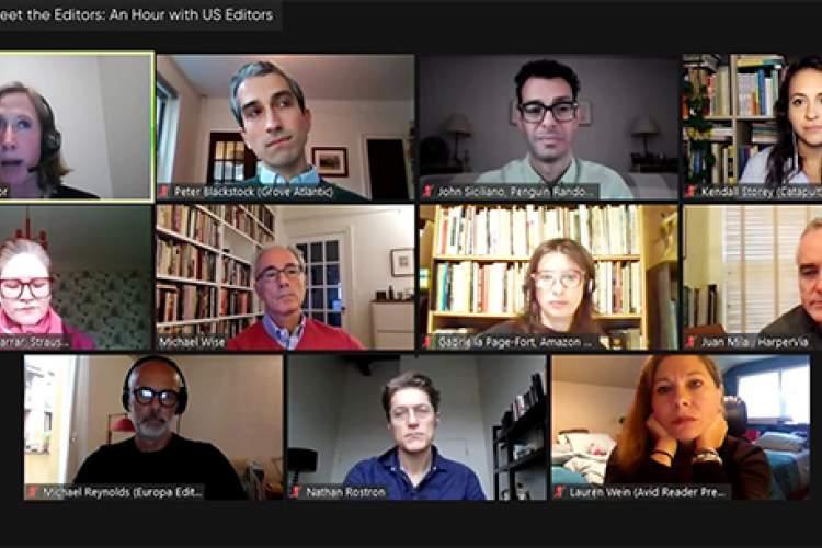 نظر مشترک حاضران مجازی نمایشگاه کتاب فرانفکورت، چالش ها و امیدهای ناشران در دوران پساکرونا