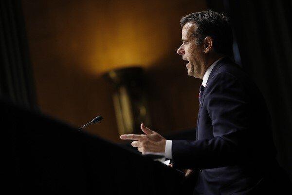 تناقض گویی های مقام اطلاعاتی آمریکا در خصوص مداخله ادعایی ایران